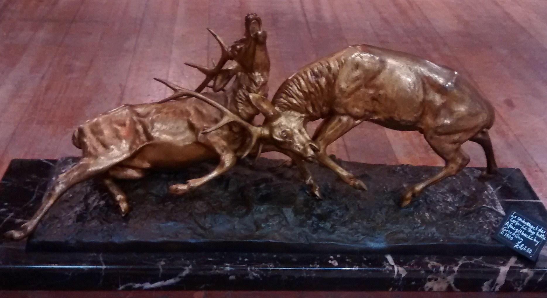Bronze cro